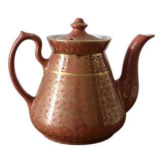 Blush Hall Teapot For Sale