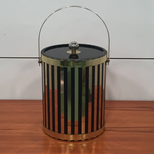 Mid Century Modern Ice Bucket - Image 7 of 7
