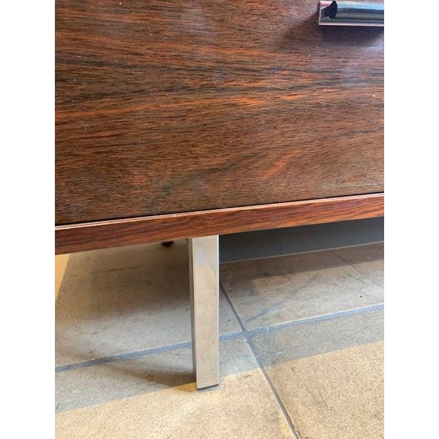 Metal Mid-Century Modern Harvey Probber 9-Drawer Dresser For Sale - Image 7 of 9