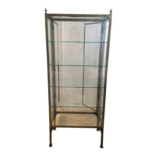 Vintage Apothecary Medicine Cabinet For Sale