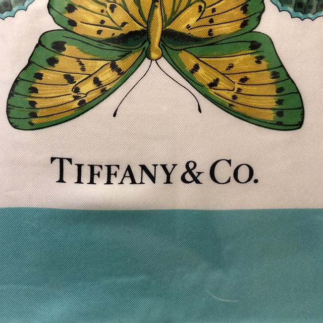 Original Tiffany Scarf in Modern Case For Sale - Image 12 of 13