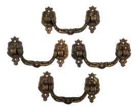 Image of Victorian Cabinet and Drawer Hardware
