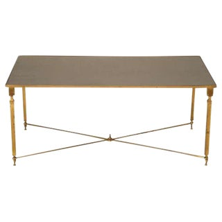 French Mid-Century Modern Coffee Table, 1940s For Sale