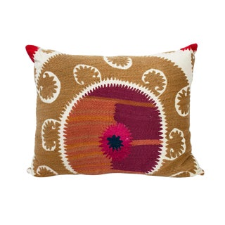 Suzani Pillow I For Sale