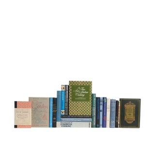 World Cuisine Collection - Set of Twenty Decorative Vintage Cookbooks