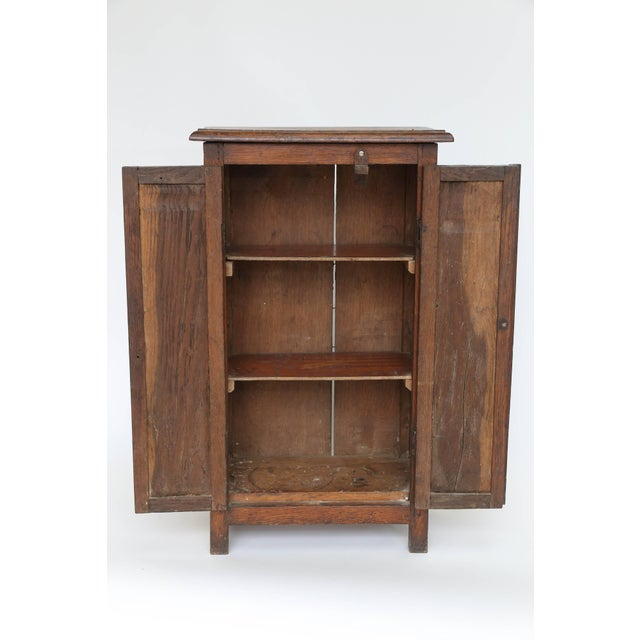 Antique Model Armoire, circa 1890 For Sale - Image 4 of 7