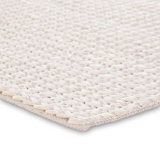 Jaipur Living Calista Natural White Area Rug - 9′ × 12′ Preview