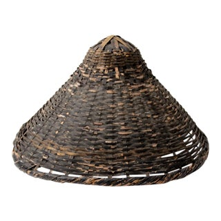 Antique Asian Sun Hat
