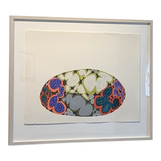 Elizabeth Burke-Dain Cosmic Egg Drawing For Sale