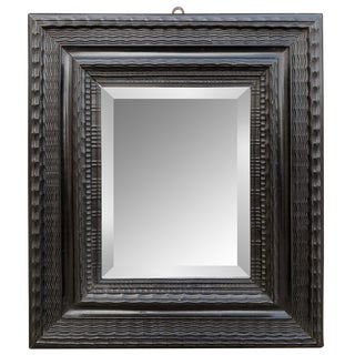 19th Century Dutch Frame With Mirror For Sale