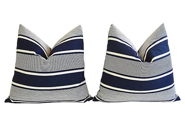Bikini feather pillow