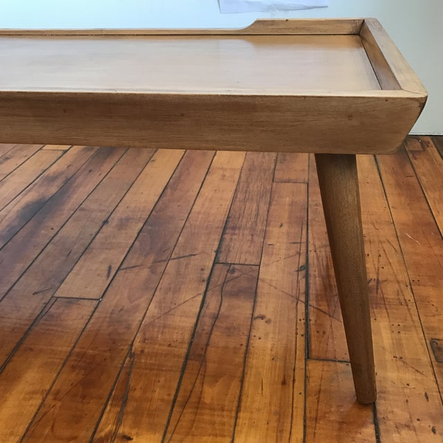 Vintage Modern Coffee Table For Sale In Providence - Image 6 of 7