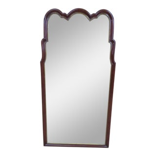 Westing, Evans & Egmore Queen Anne Mirror For Sale