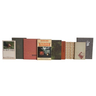 Fall Cabin Book Collection, (S/20) Preview