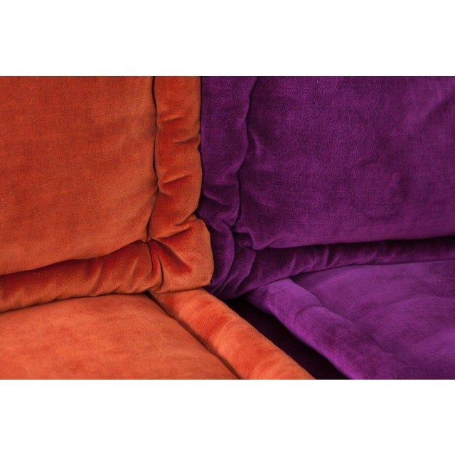 Mah Jong Modular Composition Sofa in Missoni Home for Roche Bobois For Sale - Image 10 of 13