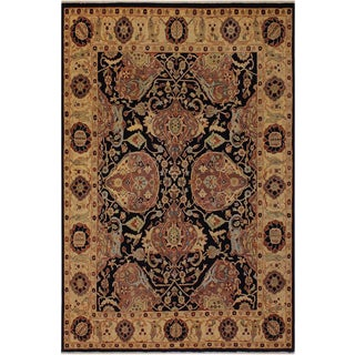 1950's Contemporary Ziegler Lourie Tan Wool Rug -8'2 X 10'1 For Sale