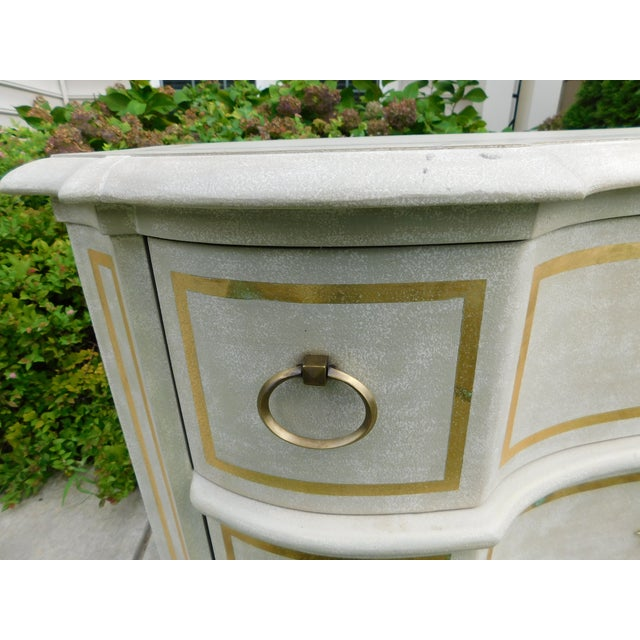 Modern History Home Modern History Furniture Venetian Commode For Sale - Image 4 of 11