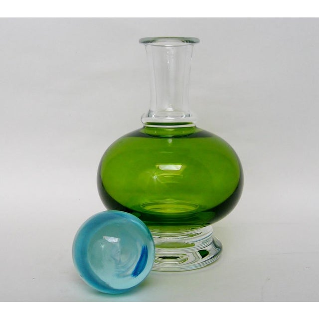 Glass Decanter - Image 3 of 4