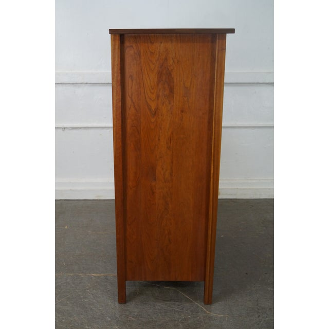Stickley Mission Oak Collection Harvey Ellis Tall Chest - Image 3 of 10