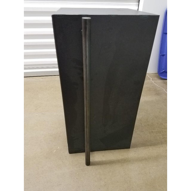 ABC Carpet Mod Steel Coat/Hat Rack With Shelf For Sale In New York - Image 6 of 7