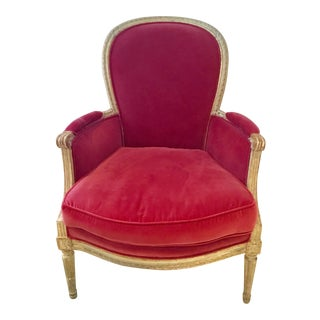 Late 18th Century Louis XV French Antique Chair For Sale