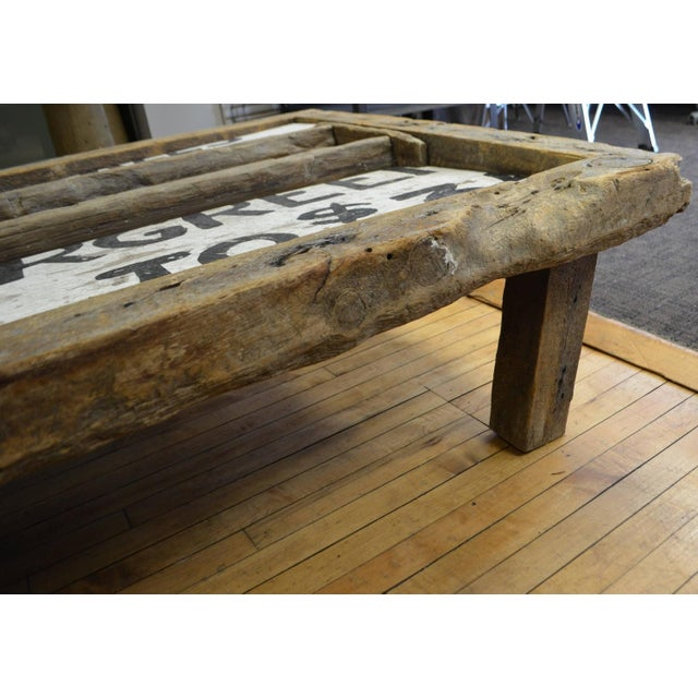 Barn Wood Coffee Table - Image 7 of 7