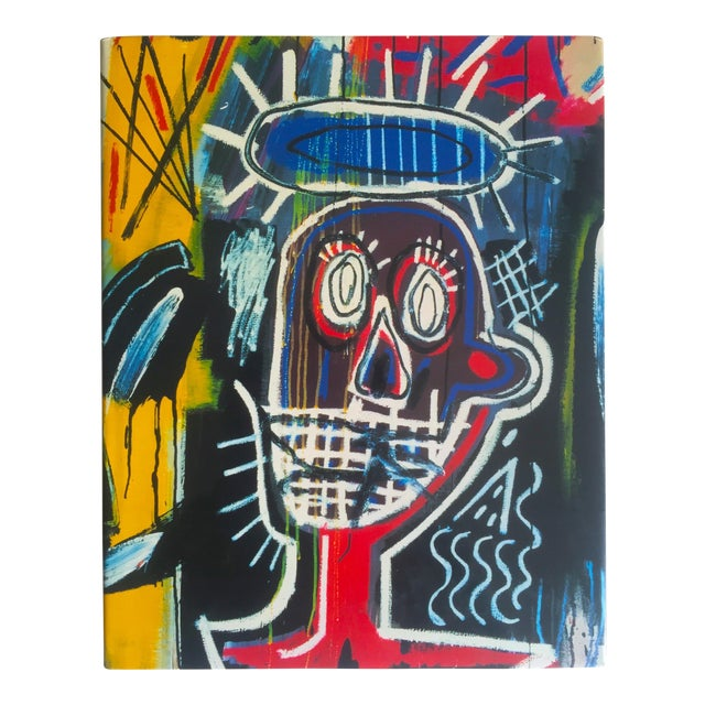 Jean Michel Basquiat Rare 1st Edtn Vintage 1992 Iconic Whitney Retrospective Exhibition Collector's Hardcover Art Book For Sale