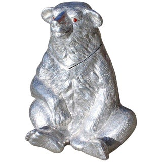 Arthur Court Bear Wine Cooler For Sale