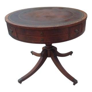 Vintage Weiman Heirloom Drum Table