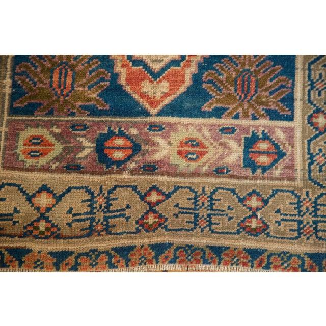 """Vintage Oushak Rug - 2'8"""" x 4'2"""" For Sale - Image 5 of 10"""