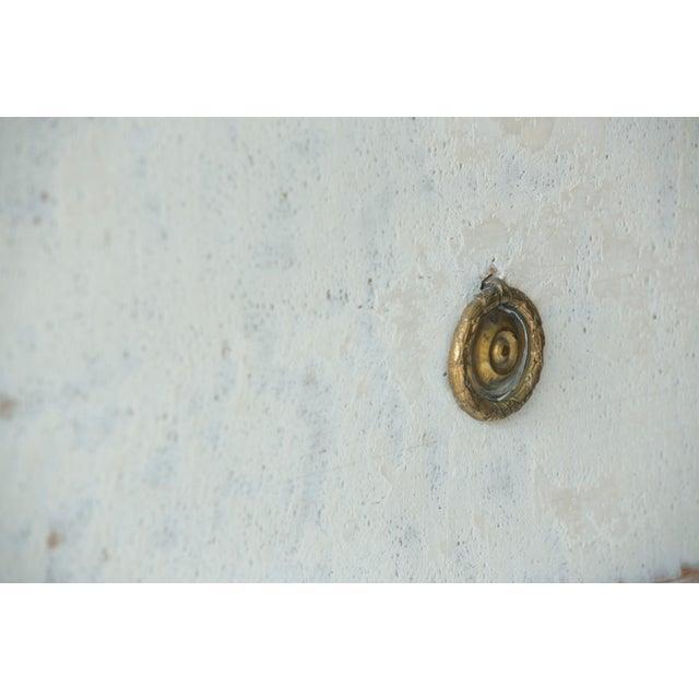 Gustavian (Swedish) L. 18th C. Swedish Gustavian Chest For Sale - Image 3 of 8