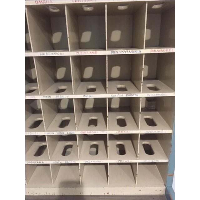Vintage Postal Cabinet - Image 7 of 11