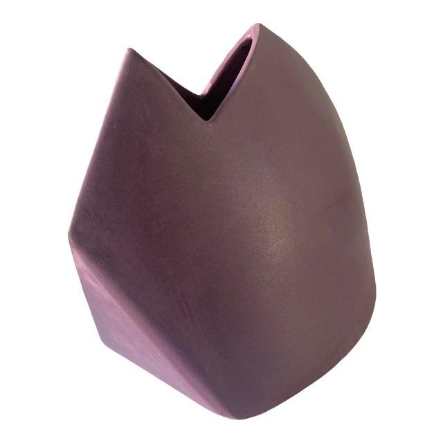 J. Johnston Modernist Vase For Sale