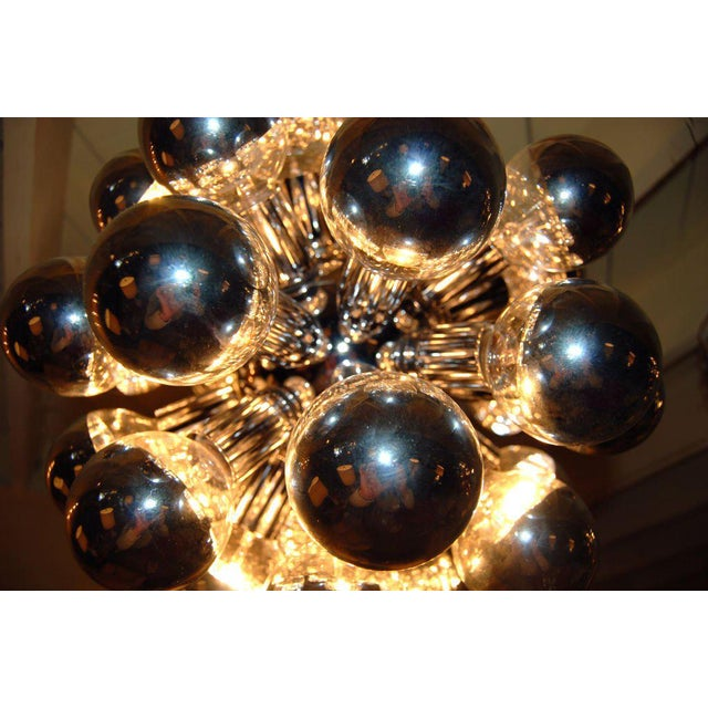 1960s 1960s Italian Sputnik Chandelier With 32 Lights For Sale - Image 5 of 8