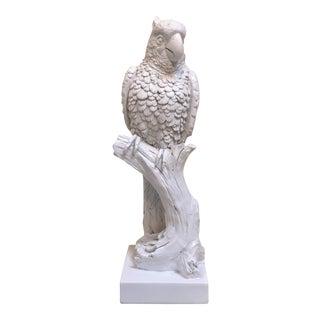 White Lacquer Parrot
