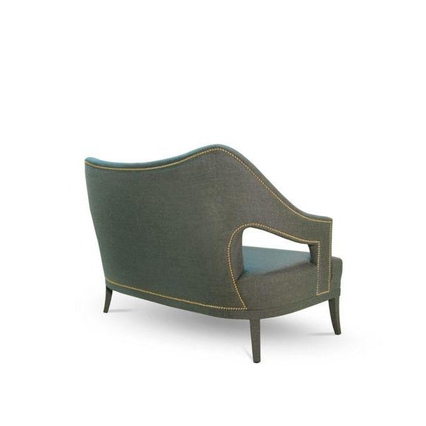 Symbol of knowledge and rebirth, Nº 20 2 Seat Sofa was raise through a long journey of a total set of 24 prototypes...