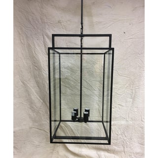 Halle Medium Lantern by Ian K. Fowler for Visual Comfort Preview