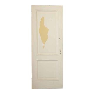 White & Yellow Door
