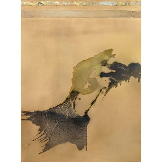 Karen Green Recor 'Incan XI (Part 1)' Painting For Sale