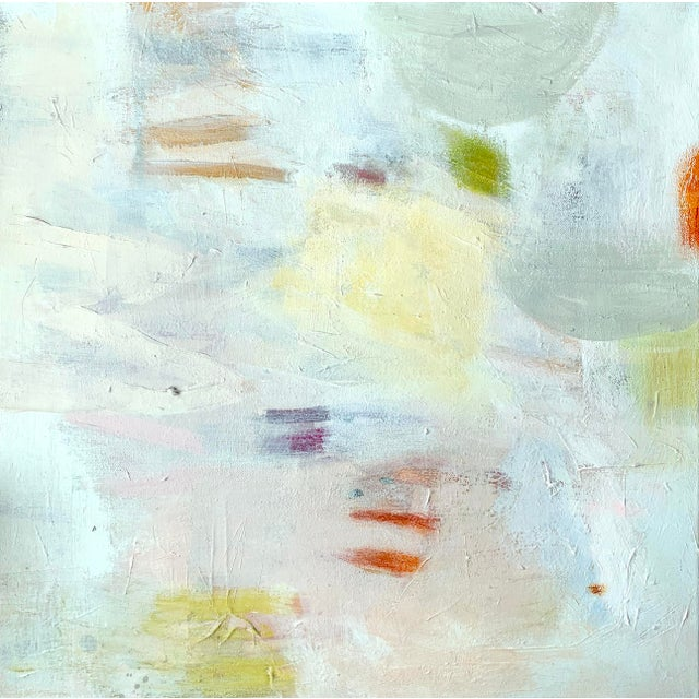 2010s Abstract Expressionist Painting by Brenna Giessen For Sale - Image 5 of 5