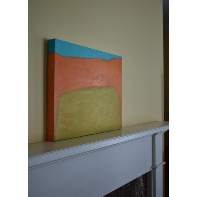 "Stephen Remick, ""Harvest"", Contemporary Abstract Painting For Sale - Image 11 of 12"