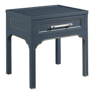 Hale Nav Laine Side Table For Sale