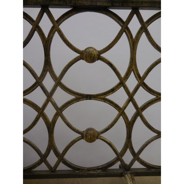 Iron Fireplace Screen - Image 7 of 11