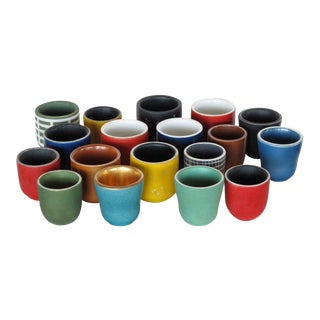 A Collection of Waylande Gregory Cups For Sale