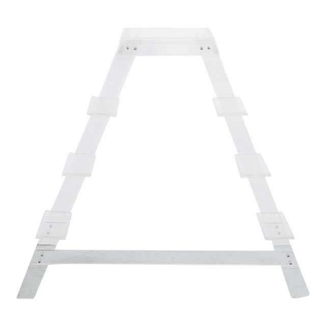 Lucite Ladder For Sale