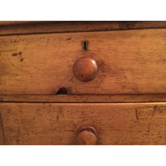 19th Century English Pine Dresser For Sale - Image 4 of 8