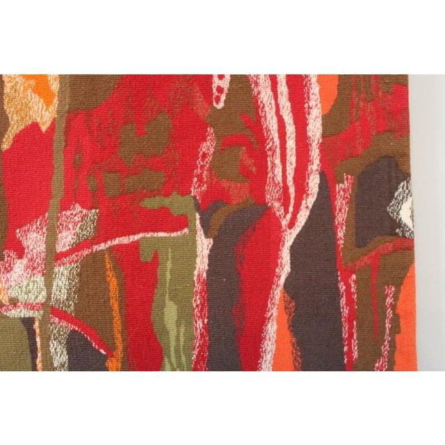 "Mathieu Matégot Tapestry Titled ""19 Composition"" - Image 3 of 10"