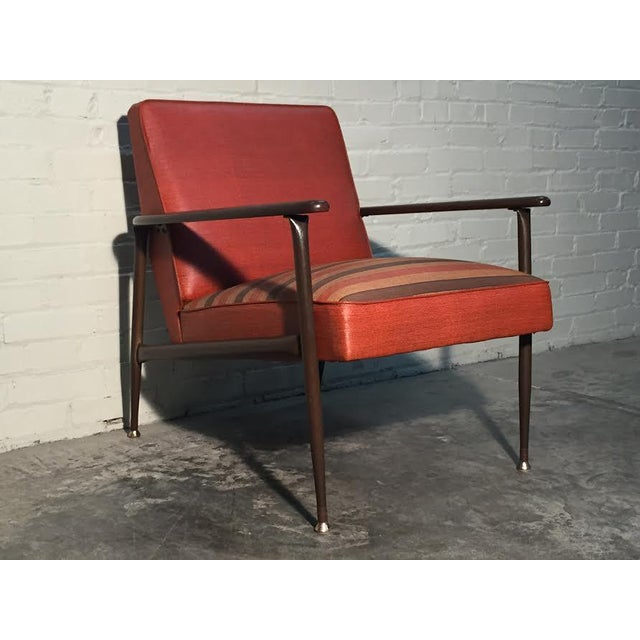Viko by Baumritter Mid-Century Modern Lounge Chair - Image 4 of 11