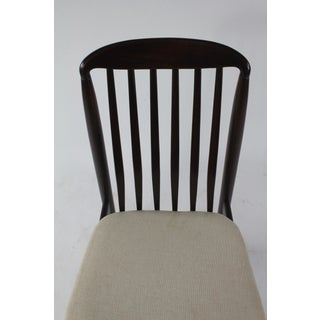 Vintage Rosewood Danish Modern Dining Chairs- Set of 6 Preview