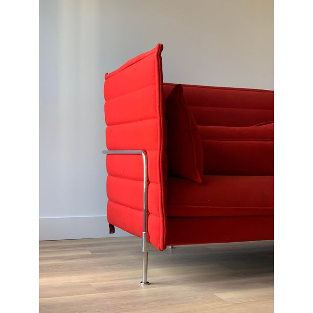 Contemporary Ronan & Erwan Bouroullec for Vitra Alcove 3-Seater Sofa For Sale - Image 3 of 10